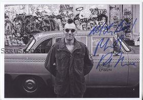 Автограф: Роберт Де Ниро. Таксист
