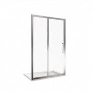 Душевая дверь BAS NEO WTW-140-C-CH, 140
