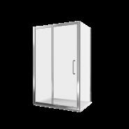 Душевой уголок BAS NEO WTW-110-C-CH 110x80