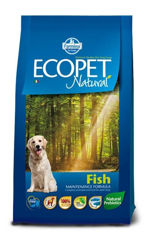 Farmina ECOPET NATURAL д/с рыба