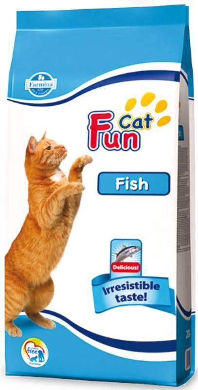 Farmina FUN CAT FISH д/к