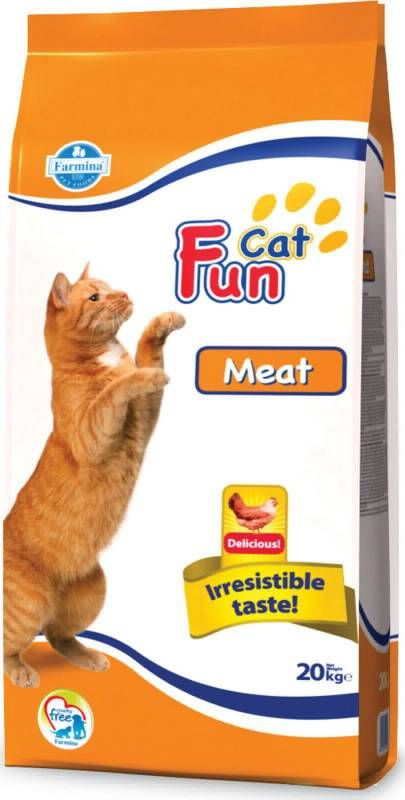 Farmina FUN CAT MEAT д/к