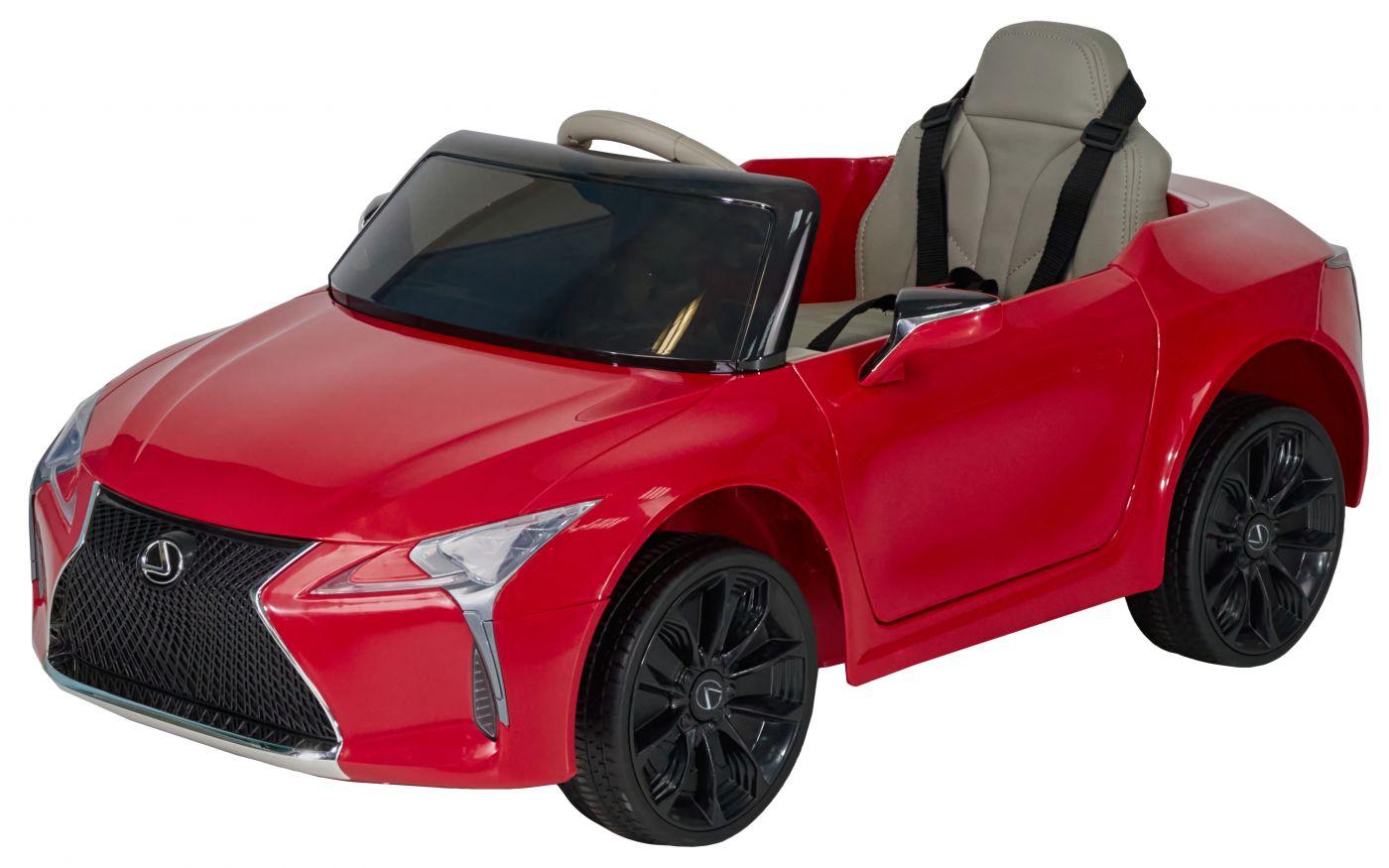 Детский электромобиль (2020) LEXUS S2110, Красный