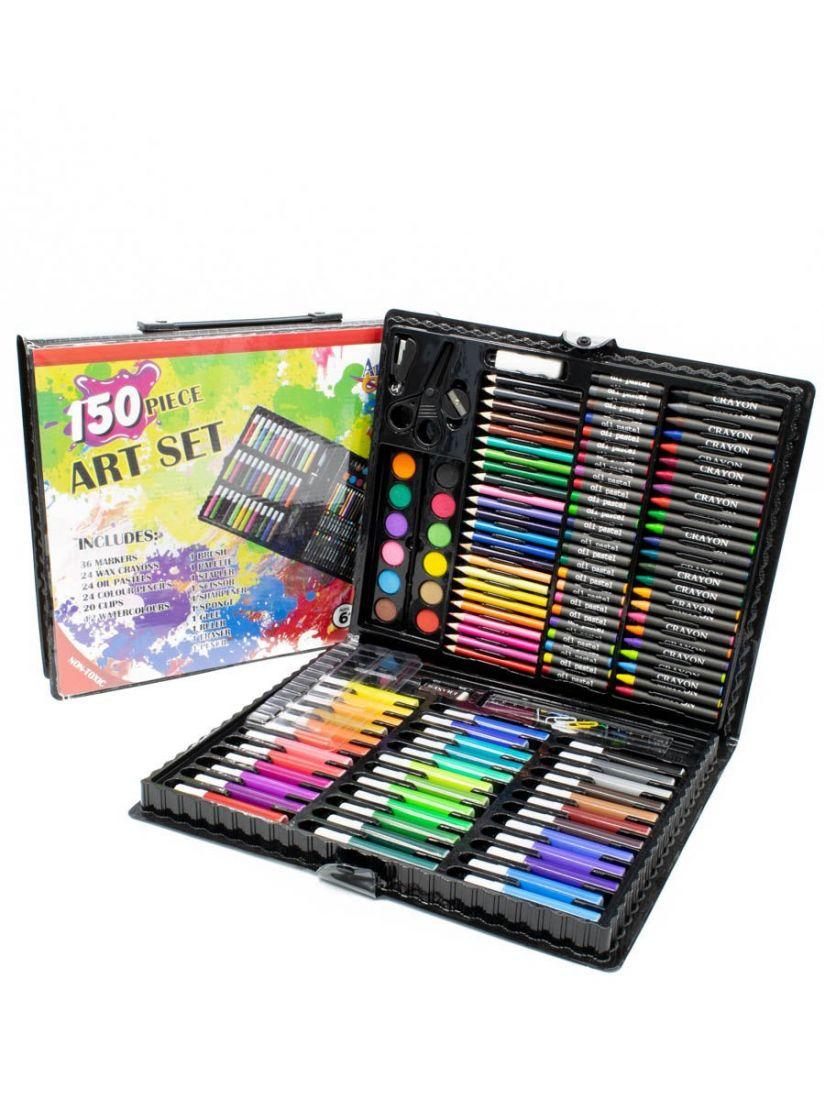 Набор для рисования 150 предметов, Art Set