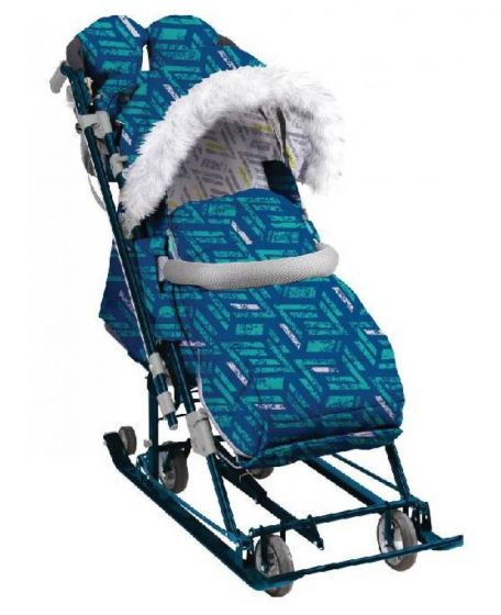 Ника Детям 7-8S Спортивный синий