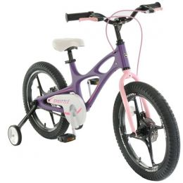 Детский велосипед Royal Baby Space Shuttle 18 Purple 2020