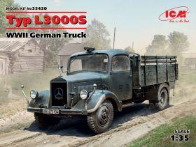 Typ L3000S, Германский грузовой автомобиль ІІ МВ