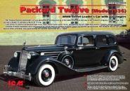 Советский персональный автомобиль Packard Twelve