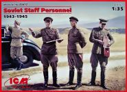 Фигурки Советские генералы (2МВ)