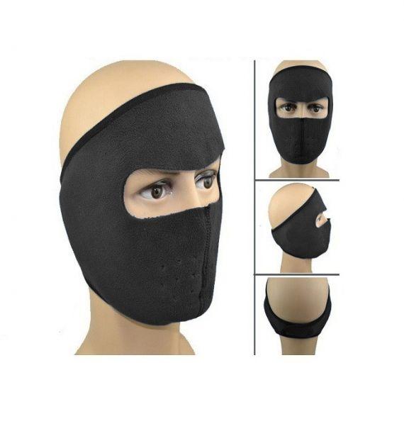 Флисовая маска для защиты от холода