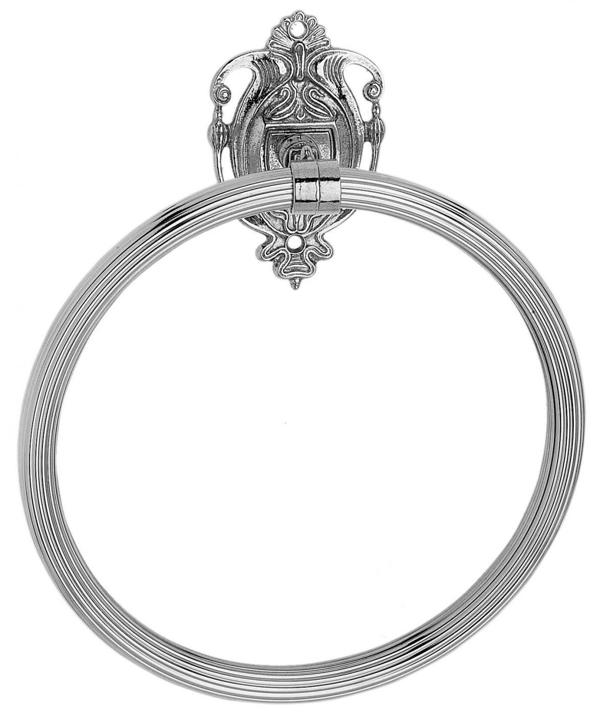 Полотенцедержатель кольцо Art&Max Impero AM-1231-Cr ФОТО