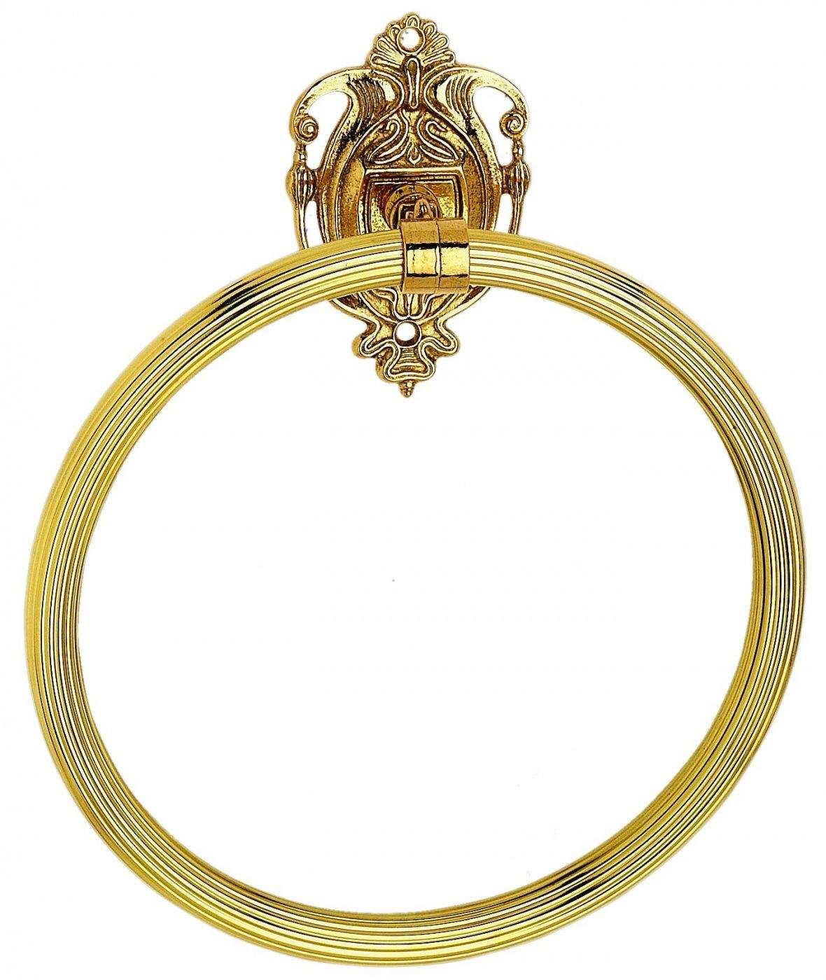 Полотенцедержатель кольцо Art&Max Impero AM-1231-Do-Ant ФОТО