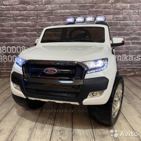 Электромобиль Ford Ranger NEW 2020