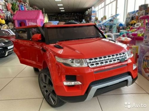 Электромобиль Range Rover sport
