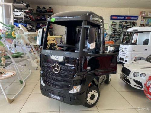 Электромобиль Mercedes Benz Actros