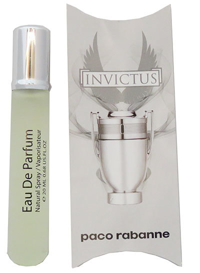 Paco Rabanne Invictus Silver Cup 20 мл