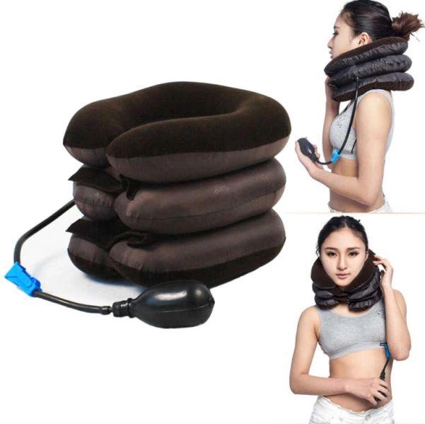 Лечебный надувной воротник для шеи