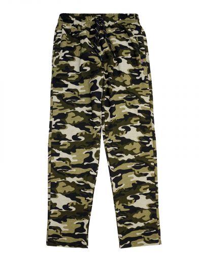 Камуфляжные брюки хаки
