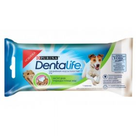 Purina DentaLife Лакомства для собак мелких пород, 16г