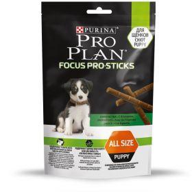 PRO PLAN Focus PRO Sticks Лакомство для щенков, с ягненком. 126 г