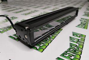 Светодиодная балка однорядная 45W Black Edition, OSRAM,  дальний свет