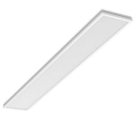 Светодиодный светильник прямоугольный 1200х180 мм призма 36вт 4000к