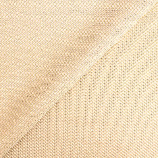 Лоскут трикотажной ткани с люрексом Золотой 50х37