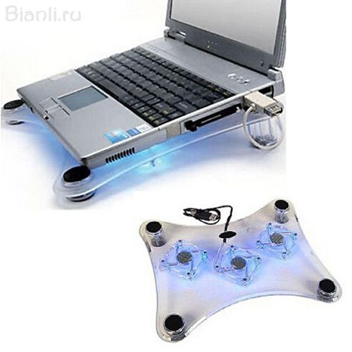 Охлаждающая подставка для ноутбука Notebook Cool Pad.