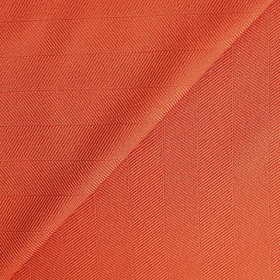 Вискоза  (ёлочки) Оранжевый 50х30