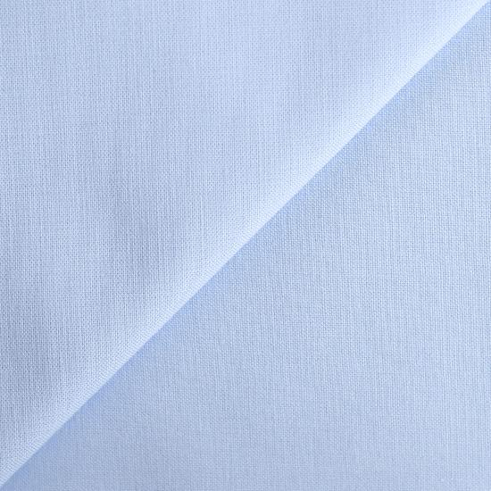 Хлопок однотонный Небесно-голубой 50х40