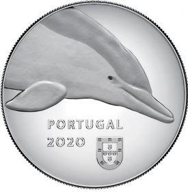 Дельфин 5 евро Португалия 2020