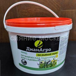 БВМД Органическая подкормка для Садовых Цветов (на рыбной муке), 2 л