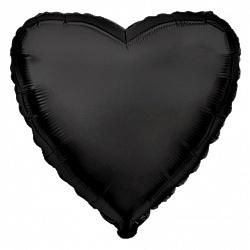 """Фигура """"Сердце"""" чёрный, 18"""", Испания"""
