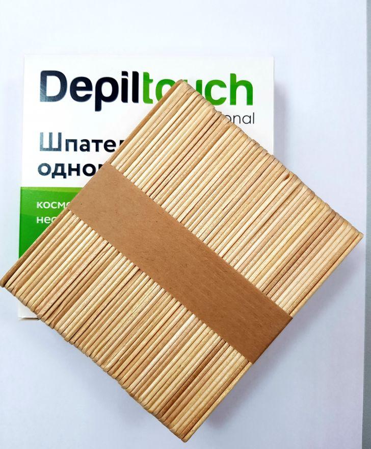 Шпатель деревянный СТАНДАРТ 114*16 мм №100