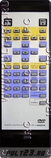 ONKYO RC-407DV, DV-S525