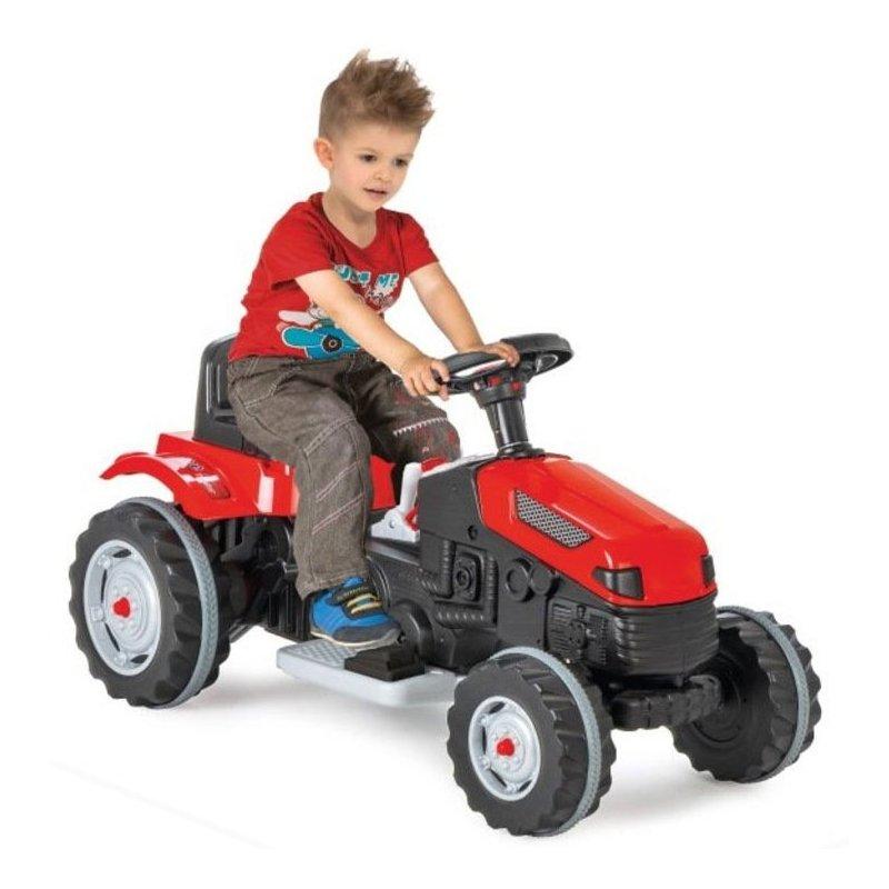 Большой трактор WOOPIE с аккумулятором 6V 28385