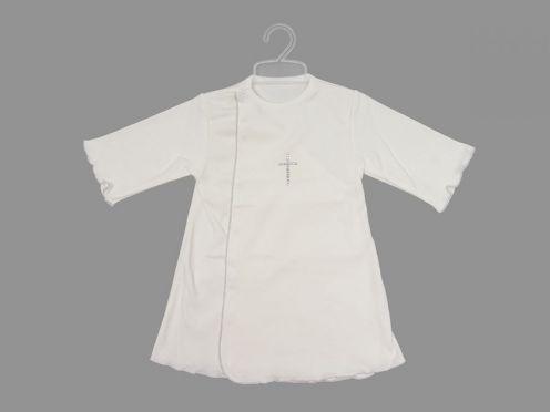 Крестильное платье FP-PL060-ITp(b), интерлок-пенье, размер 68