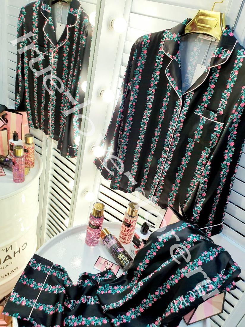 720140- цена за 3 шт, Пижама двойка Victoria'S Secret(M,L,XL)