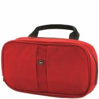 Несессер Victorinox Lifestyle Accessories 4.0 Overmight Essentials Kit, красный, 23x4x13 см