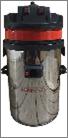SOTECO PANDA 440 GA XP INOX CARWASH- Водопылесос (3 турбины)
