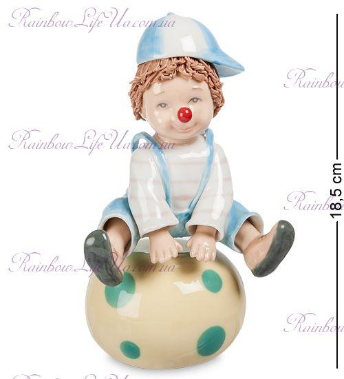 """Музыкальная фигурка Клоун на мяче CMS-23/11 """"Pavone"""""""