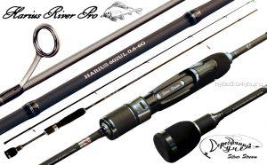 Спиннинг Silver Stream Harius River Pro HRP-602UL 180 м / тест  0,6-6 гр