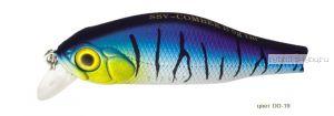 Воблер Silver Stream Combek B 50F 50 мм / 4 гр / Заглубление: 0,4 - 1 м / цвет: DD-19