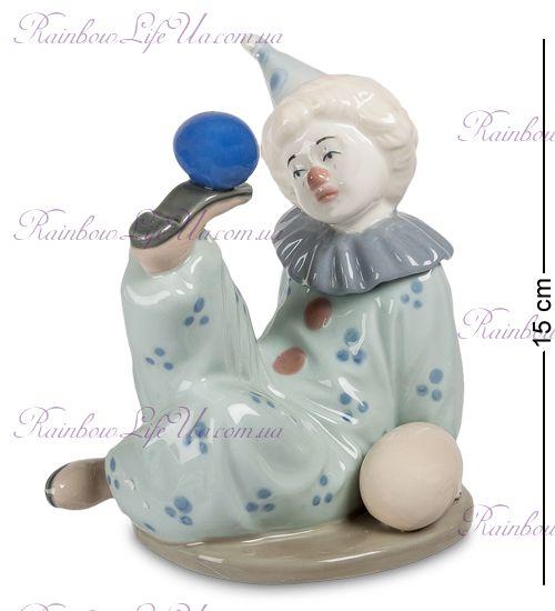 "Статуэтка Клоун с шариками CMS-23/23 ""Pavone"""