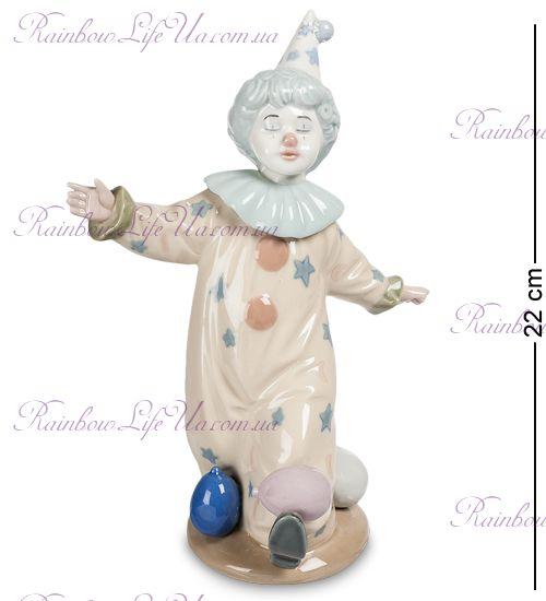 "Статуэтка Клоун с шариками CMS-23/24 ""Pavone"""