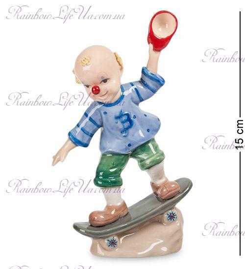 """Фигурка Клоун на скейтборде CMS-23/26 """"Pavone"""""""