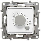 Термостат теплого пола (терморегулятор) - белый, Legrand Etika