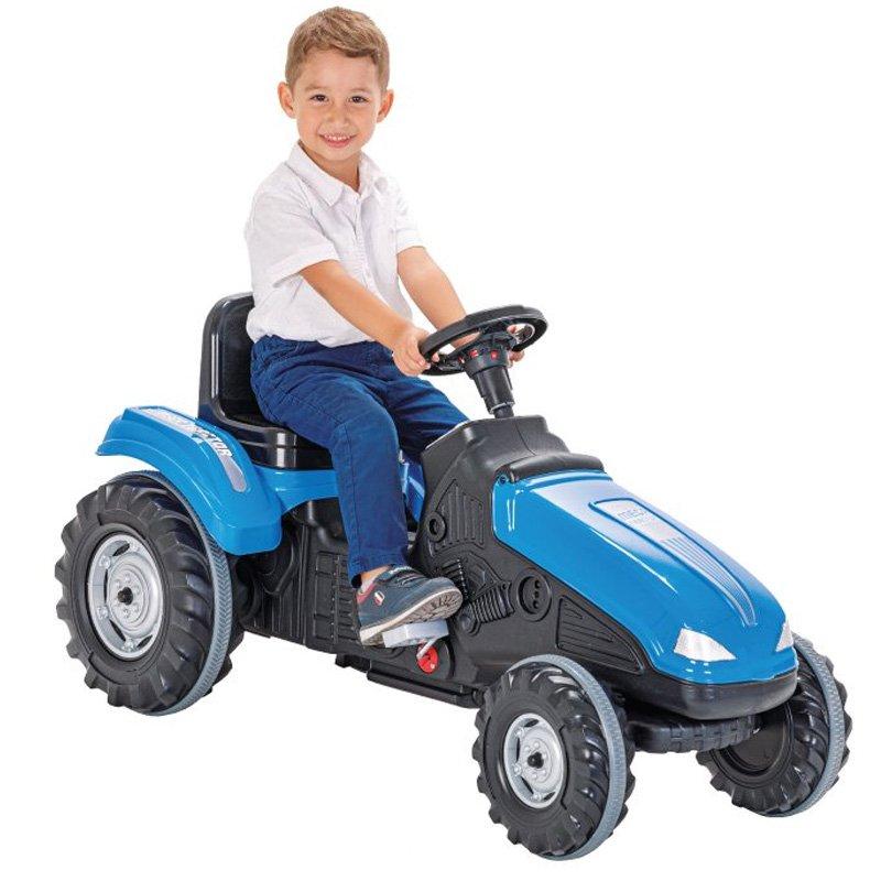 Трактор Мега на педалях WOOPIE 28682