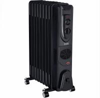 Масляный радиатор DELTA D49F-9 Черный
