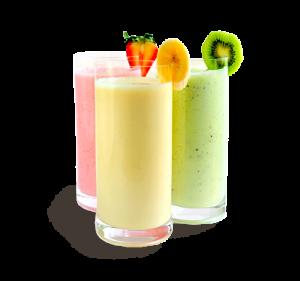 Молочный коктейль ваниль 0,5л
